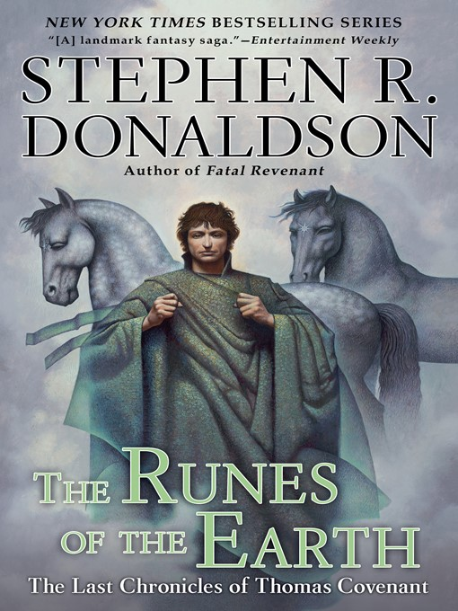 Title details for The Runes of the Earth by Stephen R. Donaldson - Available