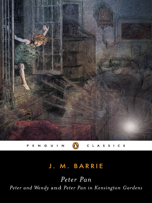 Title details for Peter Pan by J. M. Barrie - Available