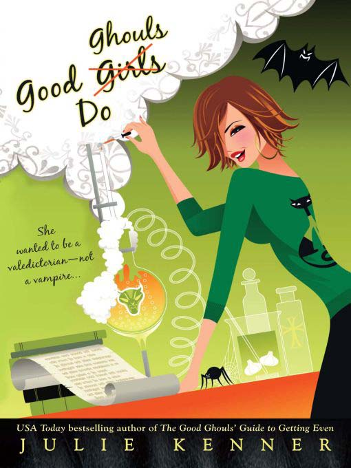 Title details for Good Ghouls Do by Julie Kenner - Available
