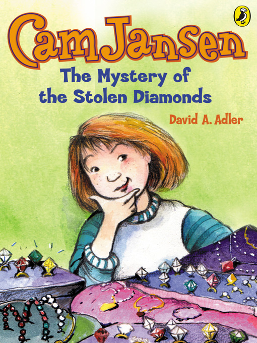 Title details for The Mystery of Stolen Diamonds by David A. Adler - Available