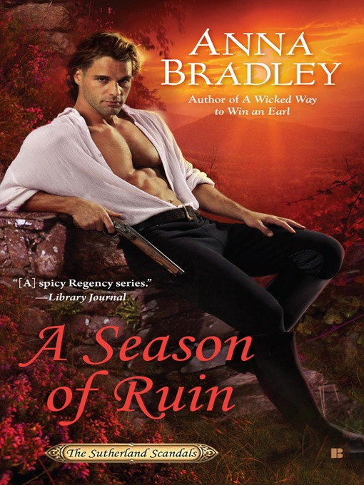 Title details for A Season of Ruin by Anna Bradley - Available