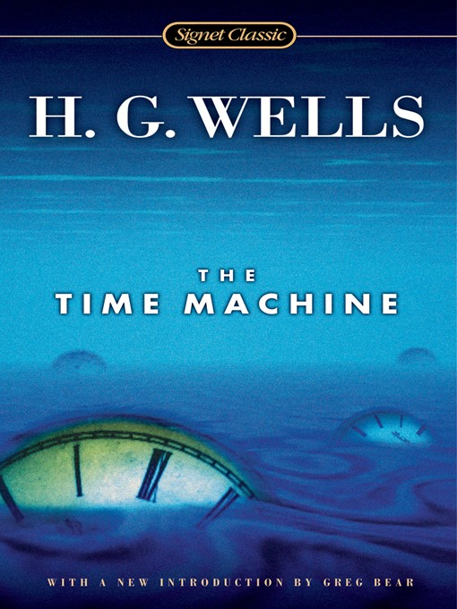 Title details for The Time Machine by H.G. Wells - Available