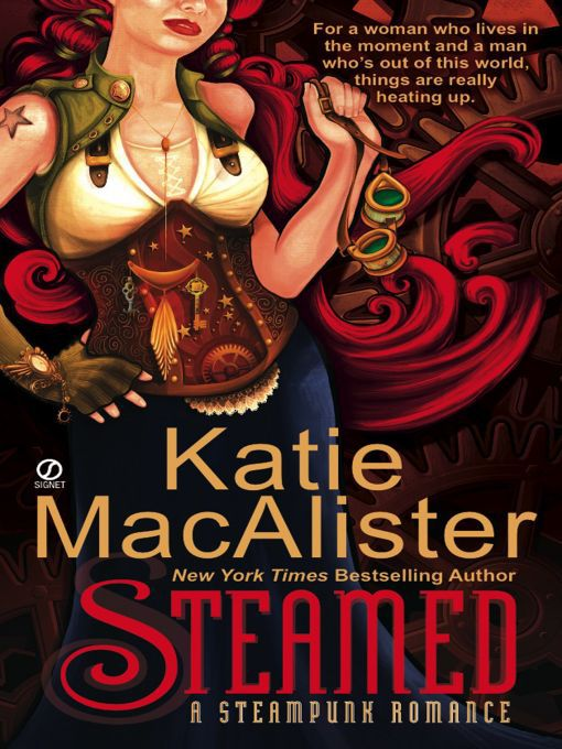 Title details for Steamed by Katie MacAlister - Wait list