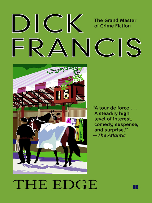 Title details for The Edge by Dick Francis - Available