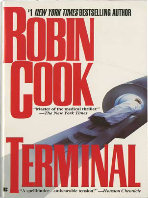 Title details for Terminal by Robin Cook - Available
