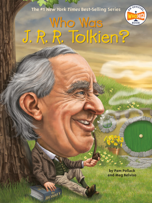 Title details for Who Was J. R. R. Tolkien? by Pam Pollack - Wait list