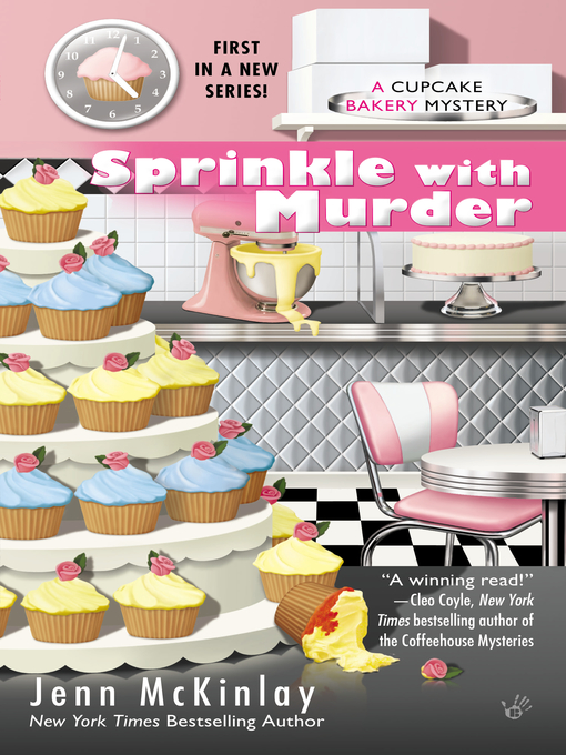 Title details for Sprinkle with Murder by Jenn McKinlay - Wait list