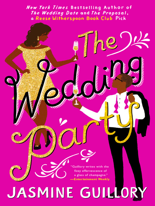 Title details for The Wedding Party by Jasmine Guillory - Available