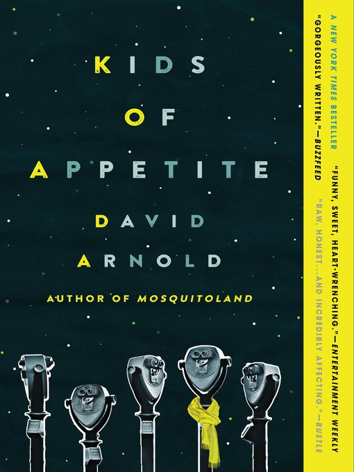 Title details for Kids of Appetite by David Arnold - Available