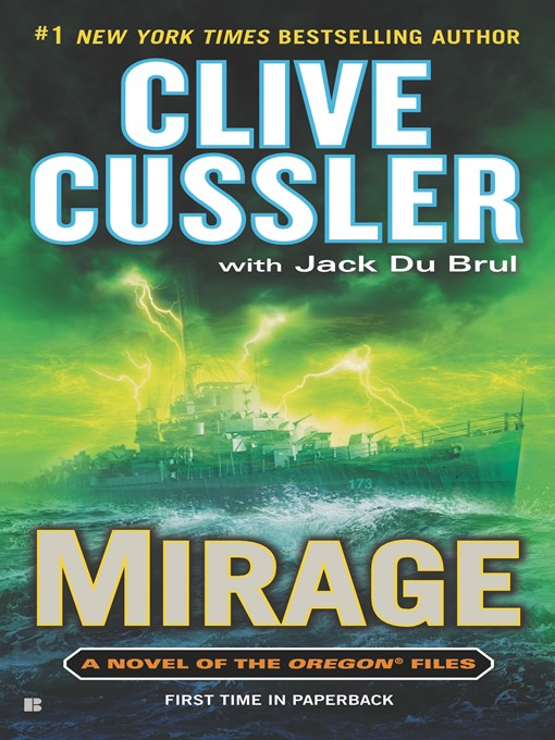 Title details for Mirage by Clive Cussler - Available