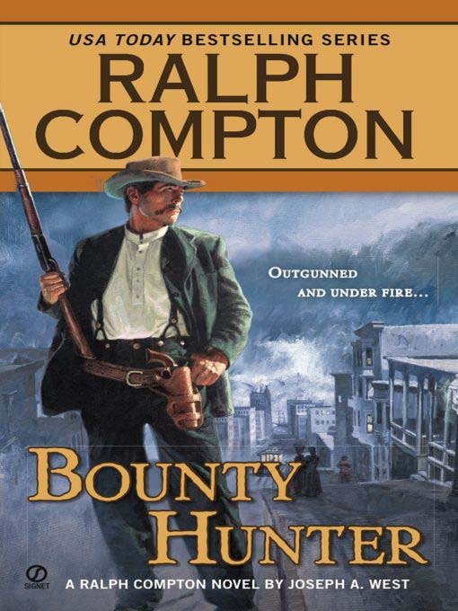 Title details for Bounty Hunter by Ralph Compton - Available