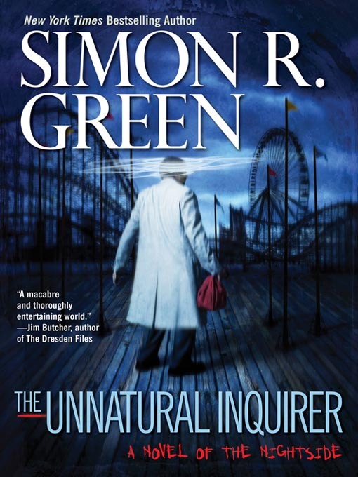 Title details for The Unnatural Inquirer by Simon R. Green - Available