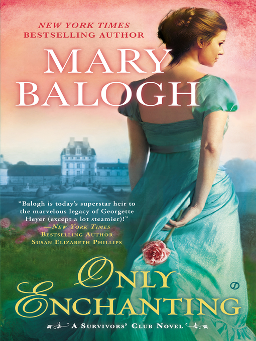 Title details for Only Enchanting by Mary Balogh - Wait list