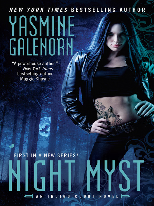 Title details for Night Myst by Yasmine Galenorn - Available