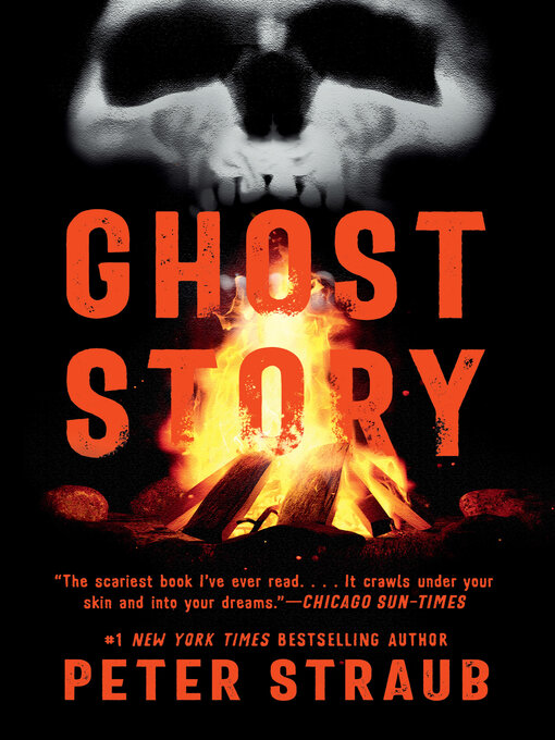 Title details for Ghost Story by Peter Straub - Wait list