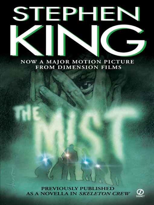Title details for The Mist by Stephen King - Wait list