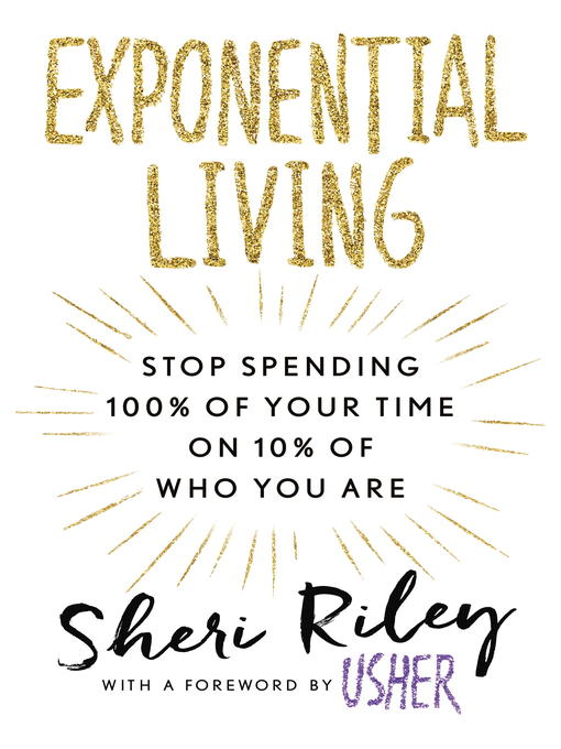 Title details for Exponential Living by Sheri Riley - Wait list