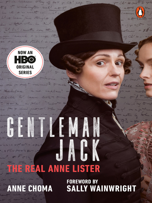 Title details for Gentleman Jack by Anne Choma - Wait list