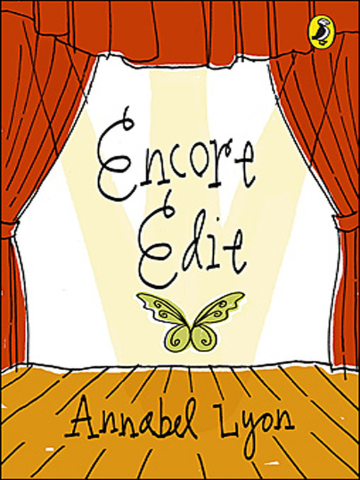 Title details for Encore Edie by Annabel Lyon - Available