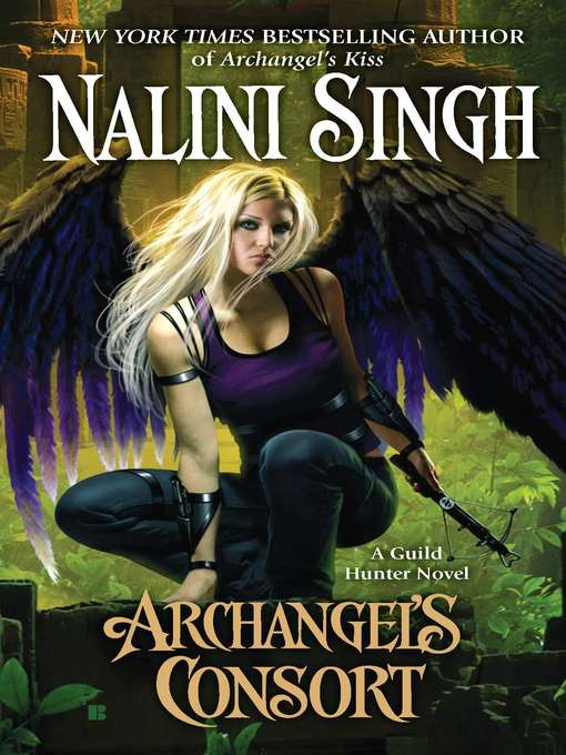 Title details for Archangel's Consort by Nalini Singh - Available