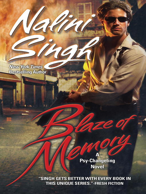 Title details for Blaze of Memory by Nalini Singh - Available