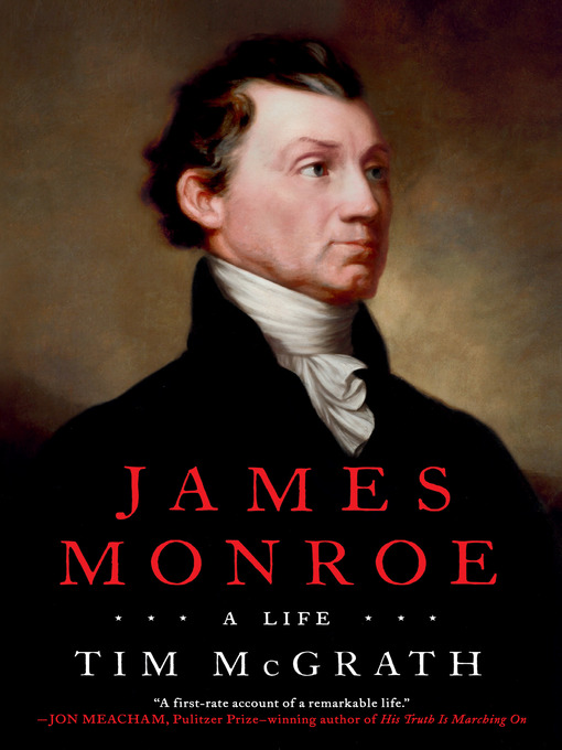 Cover of James Monroe