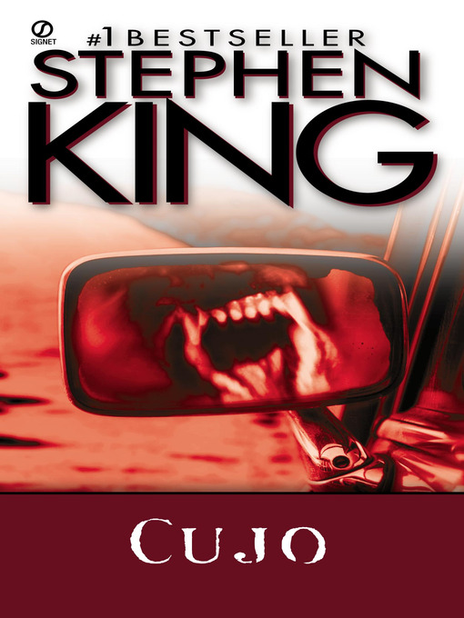 Title details for Cujo by Stephen King - Available