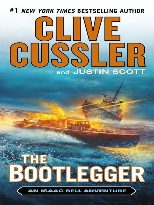 Title details for The Bootlegger by Clive Cussler - Wait list