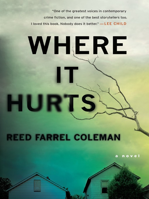 Title details for Where It Hurts by Reed Farrel Coleman - Wait list