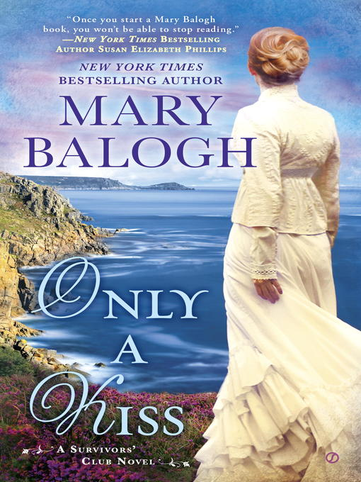 Title details for Only a Kiss by Mary Balogh - Available