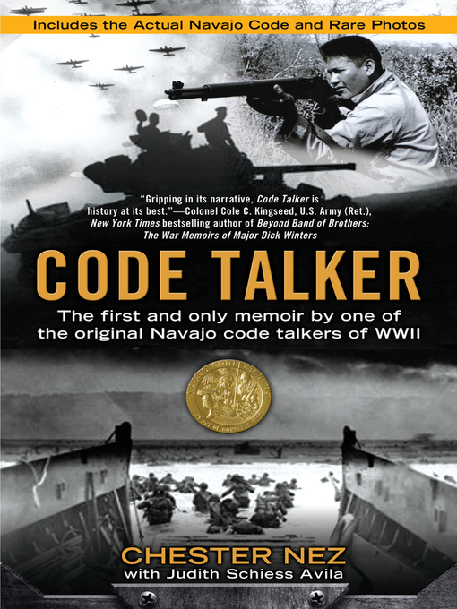 Title details for Code Talker by Chester Nez - Available