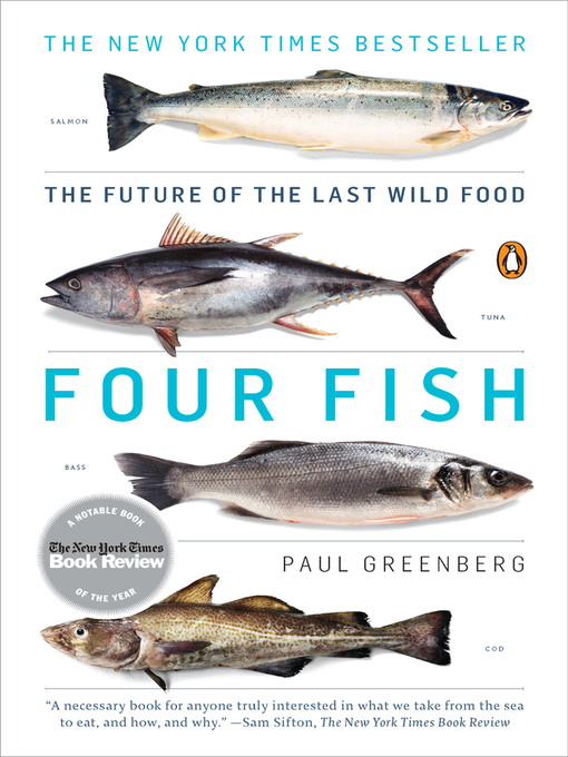 Cover of Four Fish