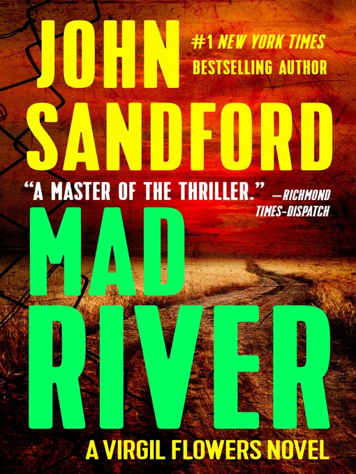 Title details for Mad River by John Sandford - Wait list
