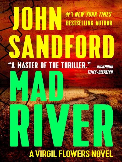 Title details for Mad River by John Sandford - Wait list