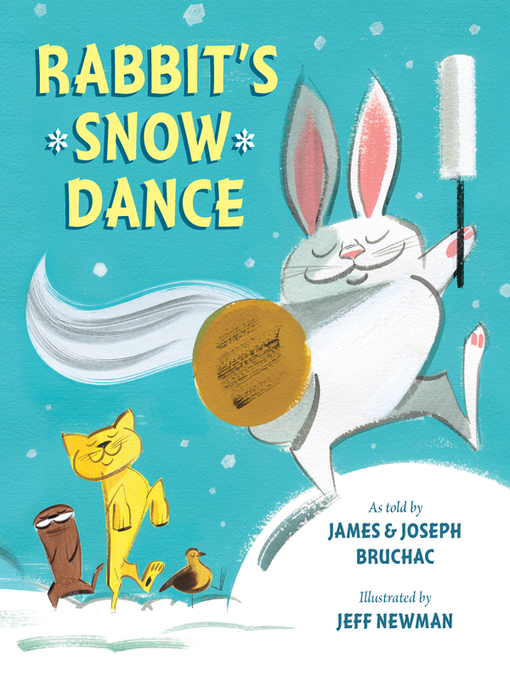 Title details for Rabbit's Snow Dance by Joseph Bruchac - Available