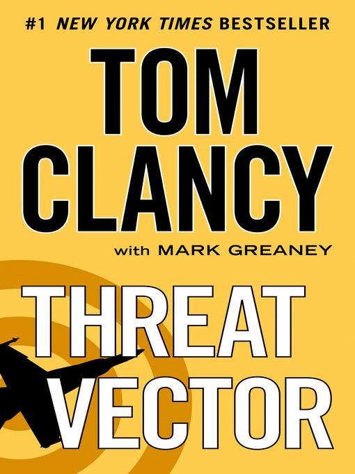 tom clancy threat vector epub