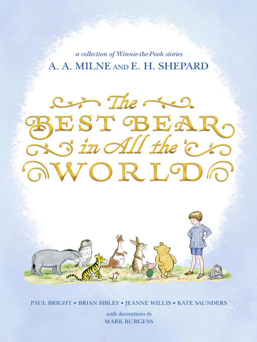 Cover of The Best Bear in All the World
