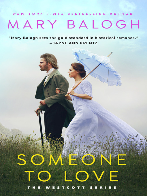 Title details for Someone to Love by Mary Balogh - Wait list