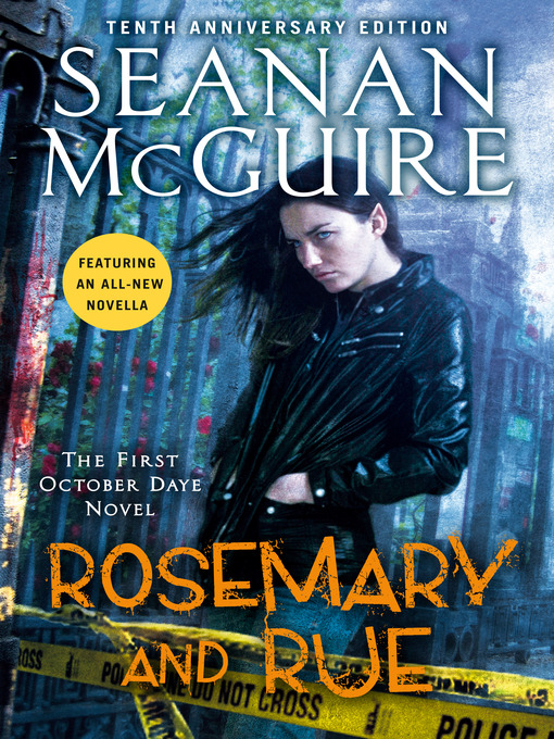 Title details for Rosemary and Rue by Seanan McGuire - Wait list