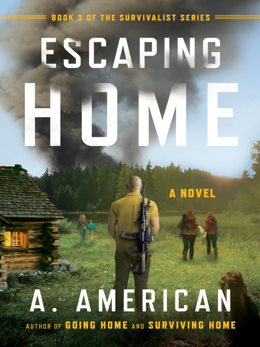 Title details for Escaping Home by A. American - Available
