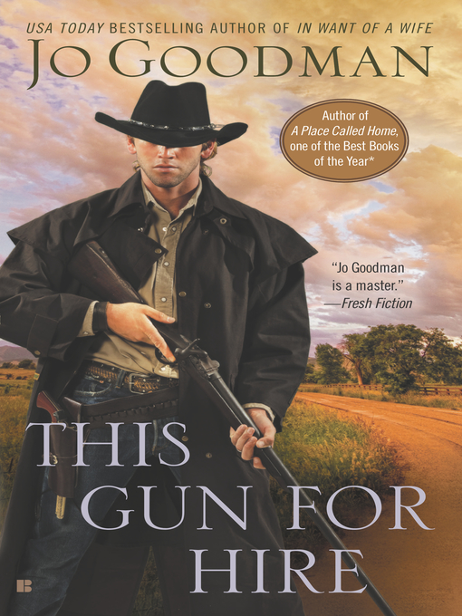 Title details for This Gun for Hire by Jo Goodman - Wait list