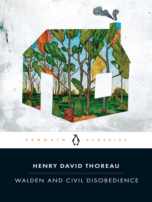 the life and career of thoreaus walden Walden was the second and final of thoreau's books published during his the life of henry david thoreau by british biographer henry s salt was first published in.
