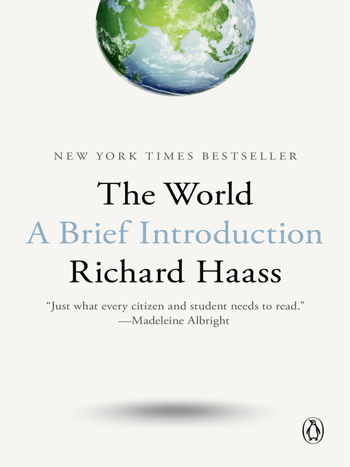 Title details for The World by Richard Haass - Wait list