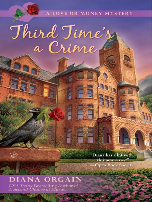 Title details for Third Time's a Crime by Diana Orgain - Wait list
