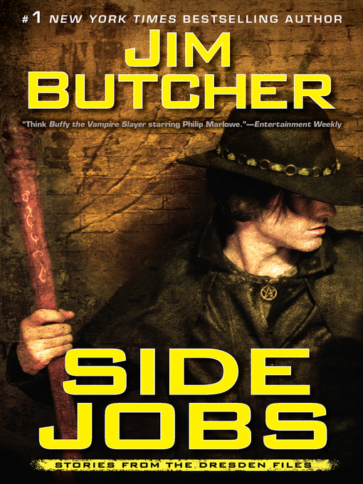 Title details for Side Jobs by Jim Butcher - Available