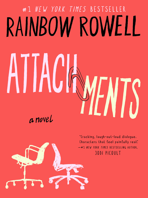 Title details for Attachments by Rainbow Rowell - Wait list