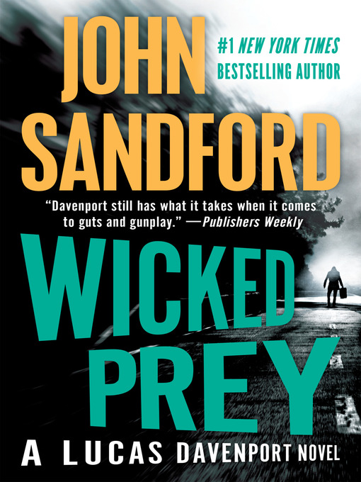 Title details for Wicked Prey by John Sandford - Wait list