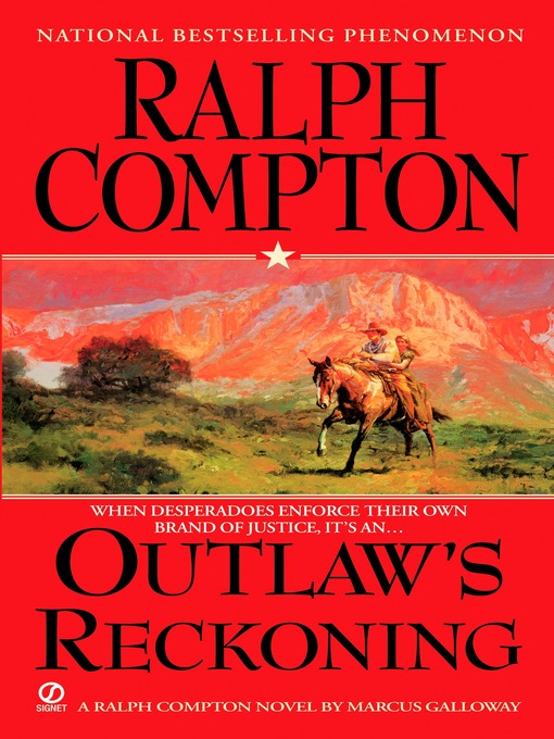 Title details for Outlaw's Reckoning by Ralph Compton - Wait list