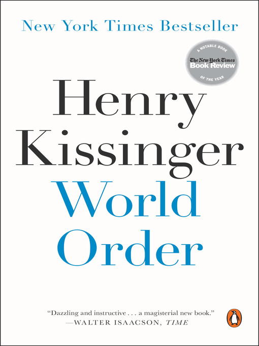 Cover of World Order