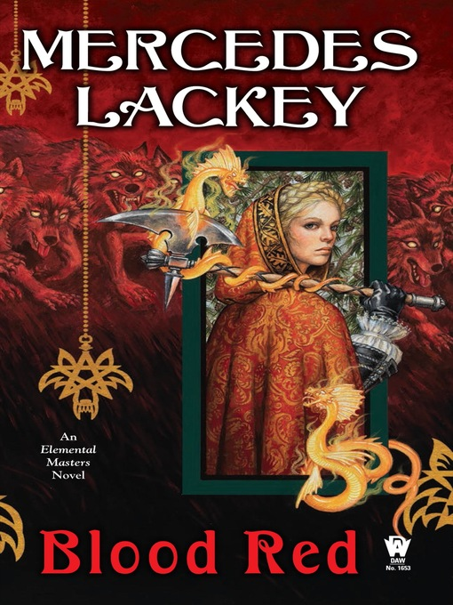 Title details for Blood Red by Mercedes Lackey - Wait list